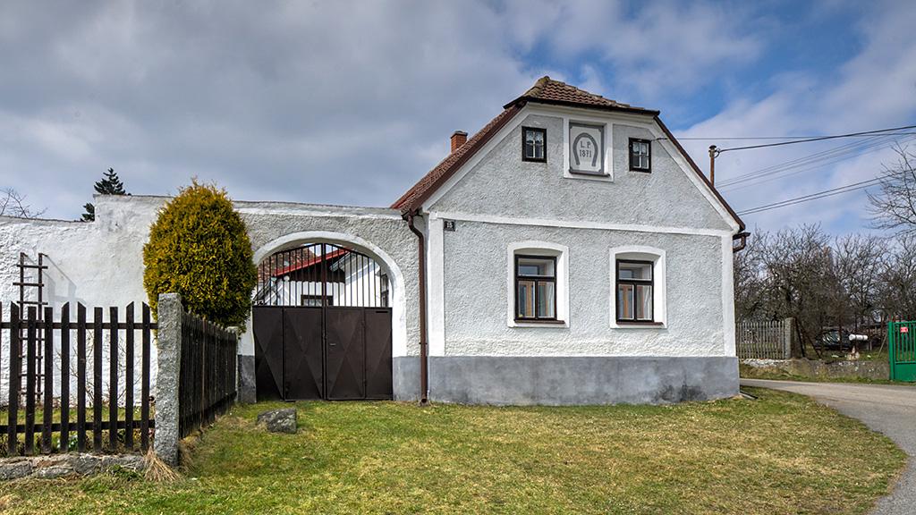 Stylová usedlost na Šumavě