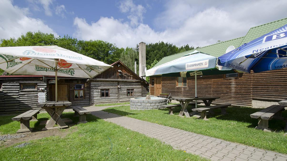 Ubytovací zařízení v přírodě