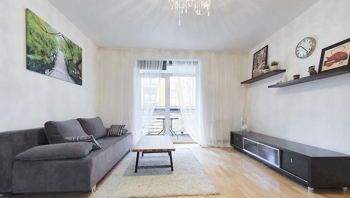 Klidný byt na okraji parku Podvinní