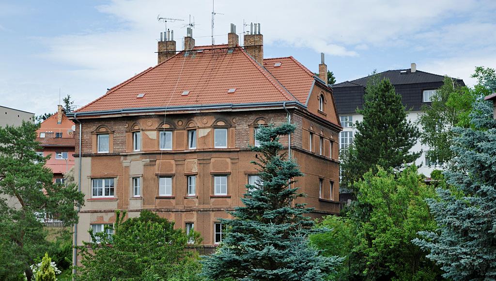 Činžovní dům na Bertramce